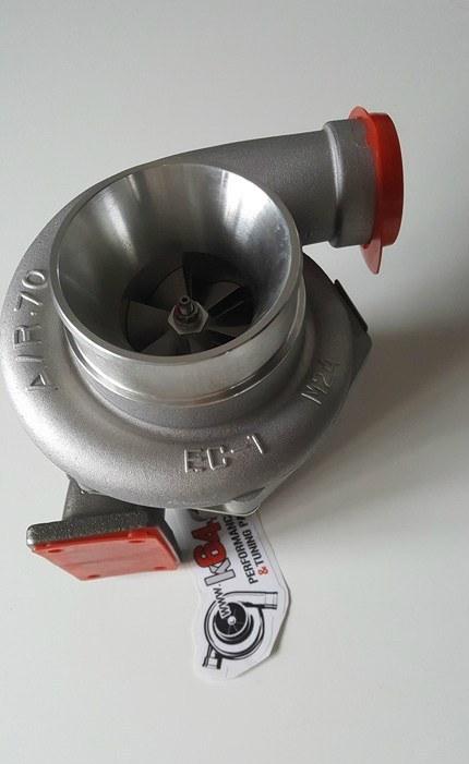 Turbosprężarka k64 GT35 .63 - GRUBYGARAGE - Sklep Tuningowy